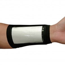 Football Arm Play Holder, SINGLE/BLACK
