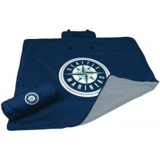 Seattle Mariners All-Weather Blanket