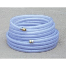 White Line 50' Clear Watering Hose