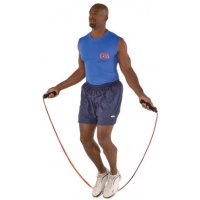 Power Systems 35799-1H-8F PowerRope Weighted Jump Rope, 8', 1/2 lb.