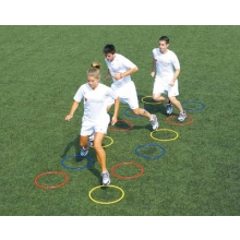 Kwik Goal Deluxe Training Speed Rings, 16B1605
