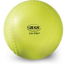 Jugs B5005 Lite-Flight 12'' Machine Softballs