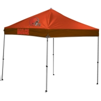 Cleveland Browns NFL 9x9 Straight Leg Canopy