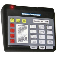 Sportable Wireless Remote Control for Multi-Sport Scoreboards
