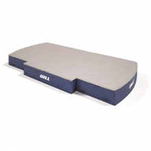 """Gill AGX M4 27'2.5"""" X 13'2"""" X 28"""" High Jump Pit, 64817"""