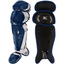 Mizuno MSSGW1501 Samurai Women's FASTPITCH Leg Guards, 15""
