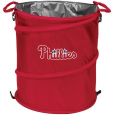 Philadelphia Phillies MLB Collapsible 3-in-1 Hamper/Cooler/Trashcan