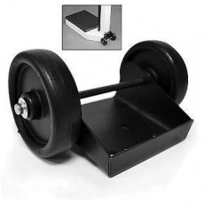 Detecto 439 Physician Scale, WHEEL KIT ONLY