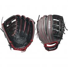 "Wilson 12.5"" A500 YOUTH Baseball Glove, WTA05RB18125"