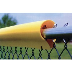 "10/pk 8'L Standard .07"" Baseball/Softball  Fence Guard Protectors"