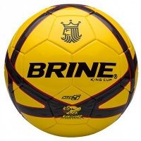 Brine SBKCUP4-05 King Cup Soccer Ball, Size 5