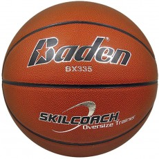 "Baden BX335 Skilcoach Oversize Composite Training Basketball, 35"" Circ."