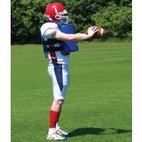 Fisher AGCA Catch-All Football Training Vest