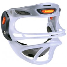 Bangerz Softball Safety Fielder's Mask, Clear