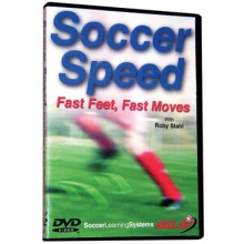Soccer Speed, DVD