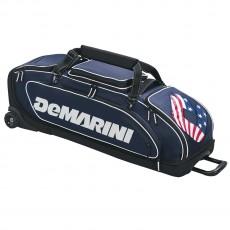"""DeMarini Special Ops Wheeled Bag, WTD9409, 38.5"""" L x 15"""" W x 12"""" H"""