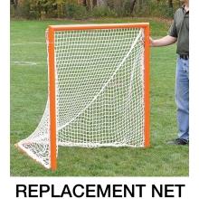 Jaypro LGN-44 Indoor Box Lacrosse REPLACEMENT NET, 4'x4'x4'