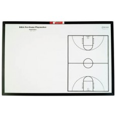 KBA PGP-1 Pre-Game Basketball Playmaker Dry Erase Coaching Board