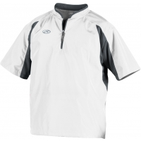 Rawlings TOCCJ Baseball Short Sleeve Cage Jacket