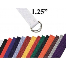 "Fisher 1.25"" x 60"" Web Football Belts, PWL"