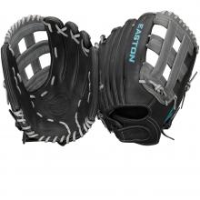 "Easton 13"" Core Pro Fastpitch Glove, COREFP 1300BKGY"