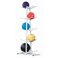 Champion Double Medicine Ball Rack