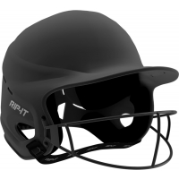 Rip-It Fastpitch Batting Helmet, MATTE, XL