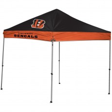 Cincinnati Bengals NFL 9x9 Straight Leg Canopy