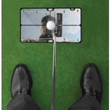 "SKLZ 12"" Optimal Path Golf Putting Mirror Training Aid, 12i"