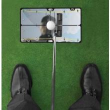 "SKLZ 12i Optimal Path Golf Putting Mirror Training Aid, 12"""