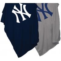 New York Yankees Sweatshirt Blanket