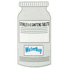WaterBoy Sanitary Tablets