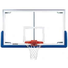 "Porter 00204-000 Pro-Strut Glass Basketball Backboard, 42"" x 72"""