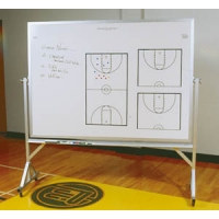 KBA RP4872M Roll-A-Way Basketball Playmaker Magnetic Dry Erase Coaching Board