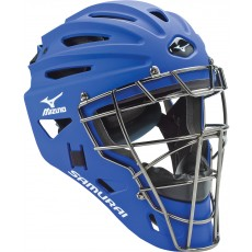 Mizuno 380192 Samurai G4 Catcher's Helmet, YOUTH