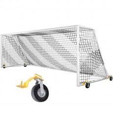 Kwik Goal Evolution EVO 1.1 8'x24' Soccer Goal w/ Swivel Wheels, 2B3306SW