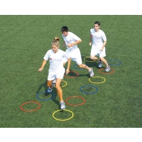 Kwik Goal Deluxe Training Speed Rings, 16B1605