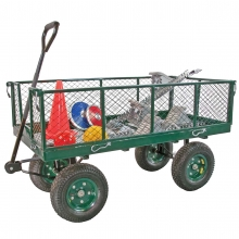 Gill 937 Track Wagon Equipment Cart