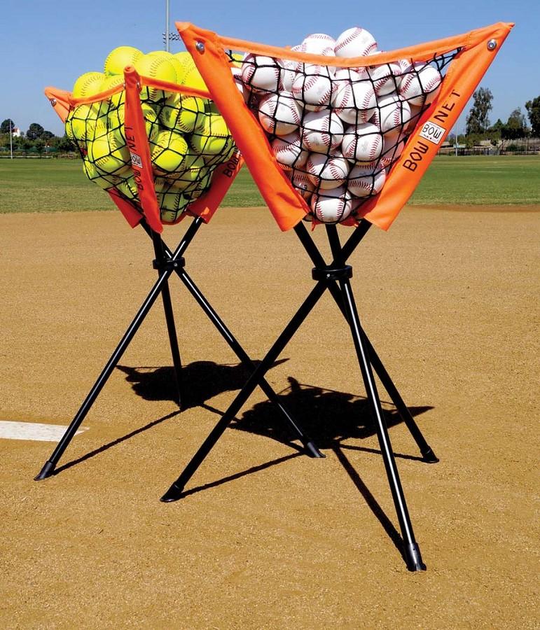 Bownet Bowbp Baseball Softball Ball Caddy
