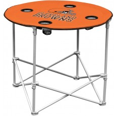 Cleveland Brown NFL Pop-Up/Folding Round Table