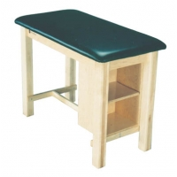 Armedica Am-624 Athletic Taping Table w/ End Shelf