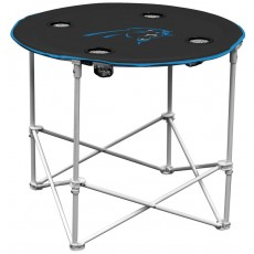 Carolina Panthers NFL Pop-Up/Folding Round Table