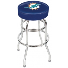 "Miami Dolphins NFL 30"" Bar Stool"
