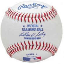 Rawlings ROTB1 Level 1 Soft Core Baseballs, dz