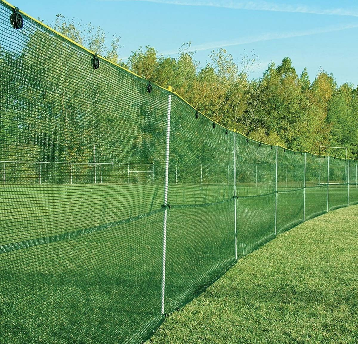 Flexible safe t fence portable fencing packages w out