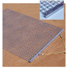 3' x 5' Baseball/Softball Infield Steel Drag Mat