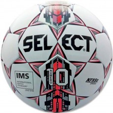 Select Numero 10 Soccer Ball, SIZE 5, Red