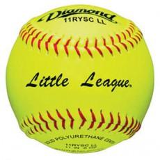 "Diamond 11RYSCLL 47/375 Little League Fastpitch Softballs, 11"", dz"