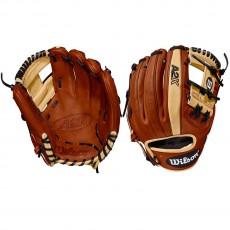"Wilson A2K WTA2KRB181786 Infield Baseball Glove, 11.5"""