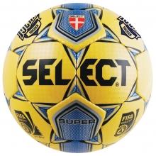 Select NJCAA Super Soccer Ball, Yellow
